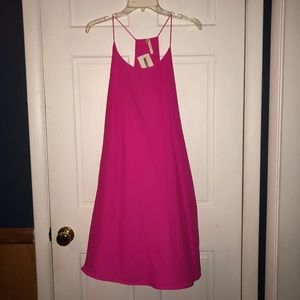 Truth NYC Hot Pink Dress
